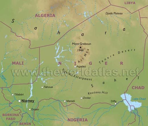 physical map of united states with rivers and mountains. map of africa with rivers and